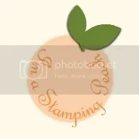 Stamping Peaches Challenge