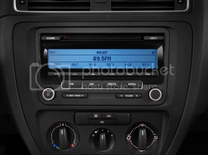 VWVortex  2011 Jetta se radio question
