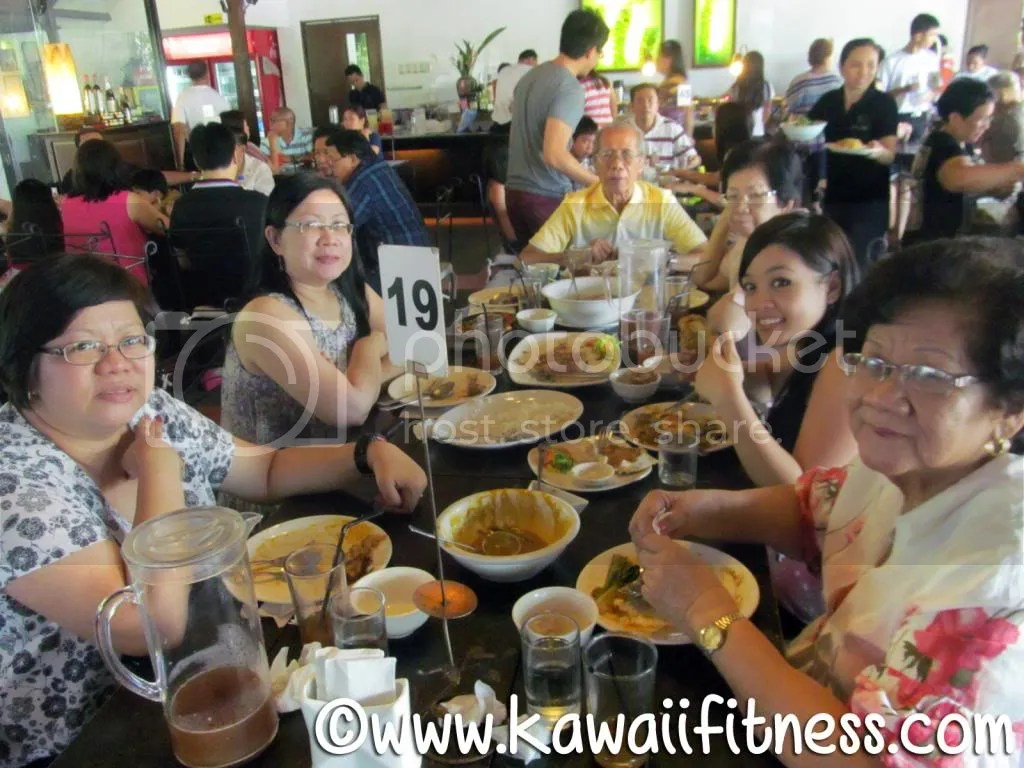 Mother's day lunch at Mely's Garden Bacolod City