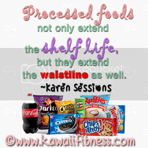 process food quote fitspo