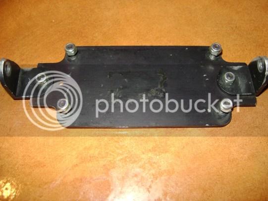 Ebox mounting bracket