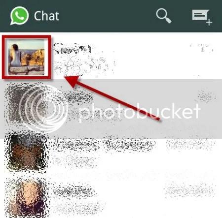 Cartella Di Immagini Del Profilo Di Whatsapp Su Mac