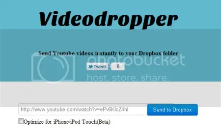 COME SALVARE I VIDEO DI YOUTUBE DIRETTAMENTE SU DROPBOX