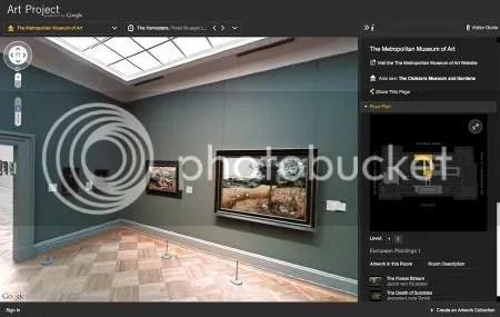 COME VISITARE UN MUSEO VIRTUALMENTE