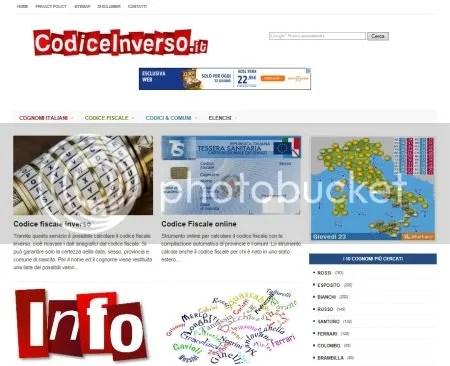 DOVE TROVARE INFORMAZIONI SU COGNOMI E COMUNI ITALIANI