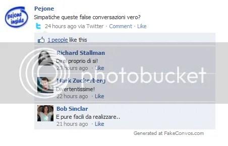 COME CREARE FALSE CONVERSAZIONI SU FACEBOOK