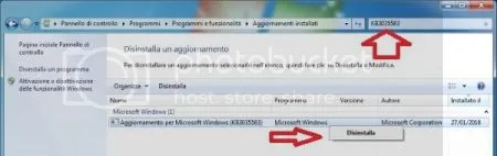 COME ELIMINARE LA NOTIFICA OTTIENI WINDOWS 10