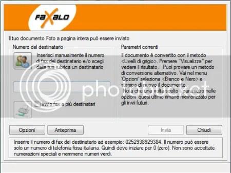COME INVIARE FAX GRATUITAMENTE COL PROPRIO COMPUTER