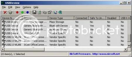 COME VISUALIZZARE TUTTI I DISPOSITIVI USB COLLEGATI AL PC