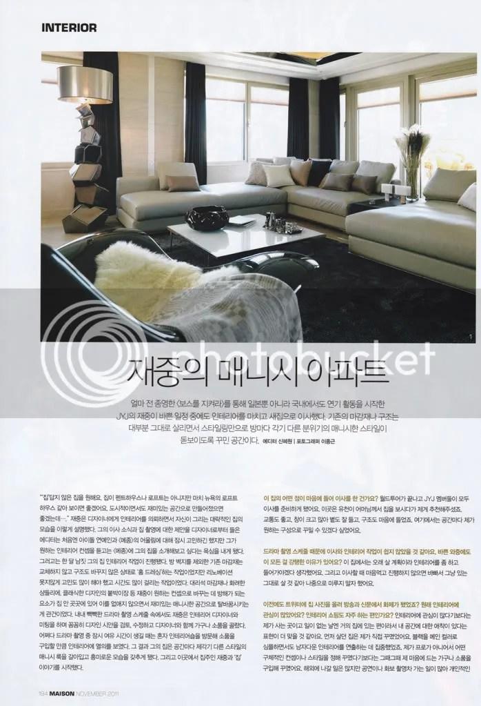 Hình ảnh JaeJoong - Marie Claire