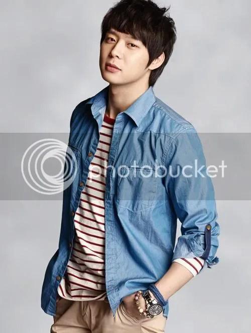 Những hình ảnh đáng yêu Jea Joong sưng má và phong cách của Yoochun