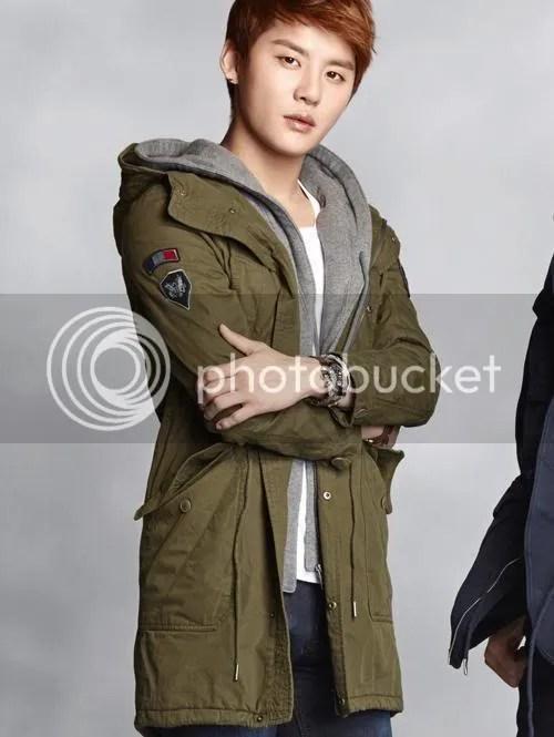 Những Hình ảnh mới của JYJ cho NII