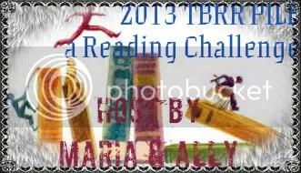 2013 TBRR Pile: A Fantasy Reading Challenge