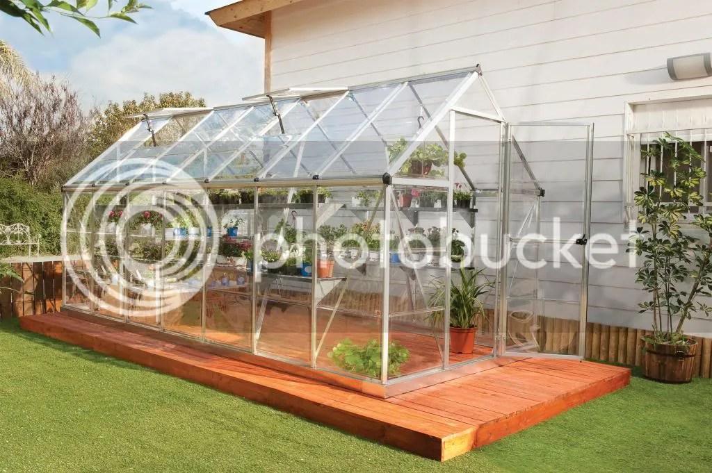 palram harmony greenhouse 6x14