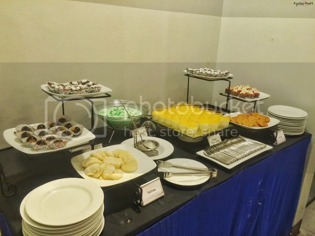 7Flavors Dessert station