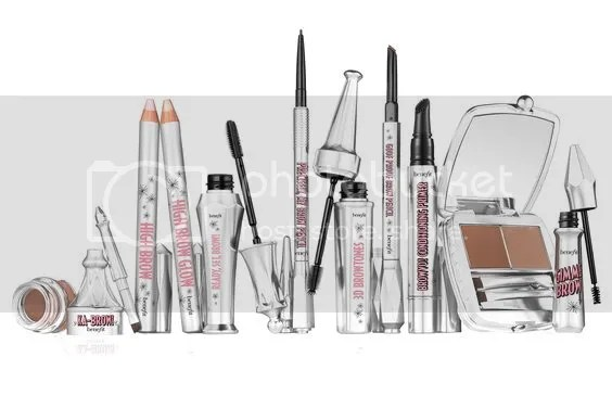 Benefit Major Brow Collection