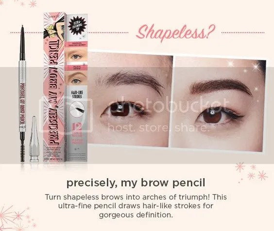 Benefit Precisely Brow