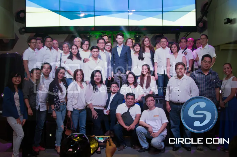Circle Coin Kick Off in the Philippines