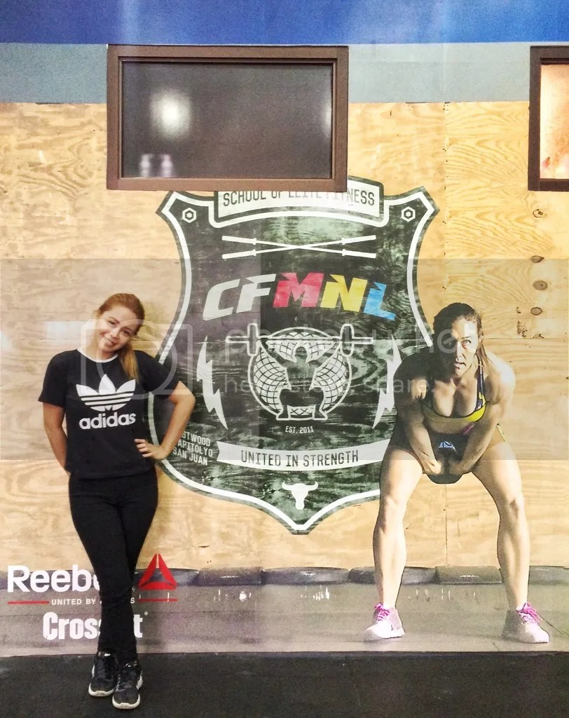 AyeshaHeart First Crossfit Manila Experience