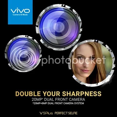 Vivo Dual Front Camera