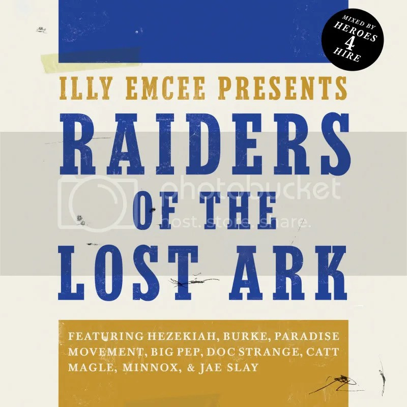 Illy Emcee Raiders of the Lost Ark