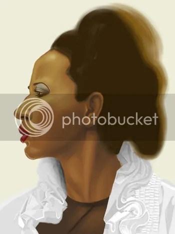Digital Painting WIP 04