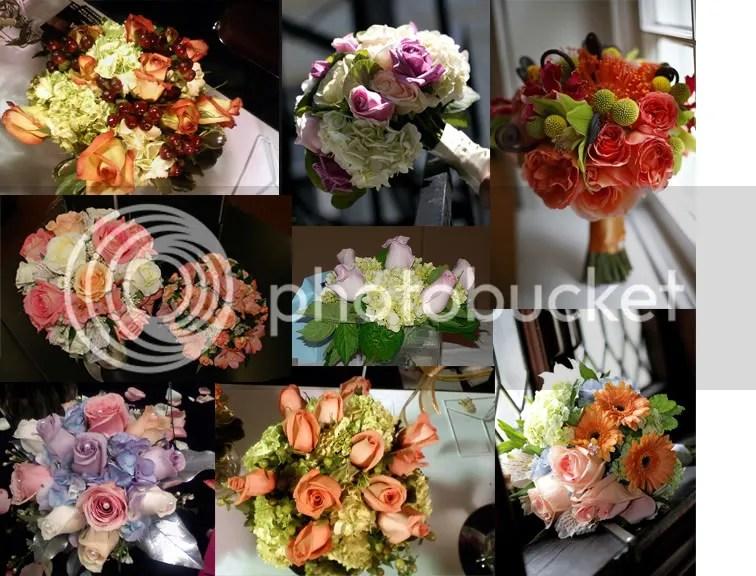 flower inspiration board