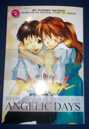 Neon Genesis Evangelion Angelic Days Volume 4