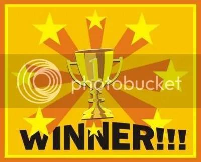 Pemenangnya adalah...