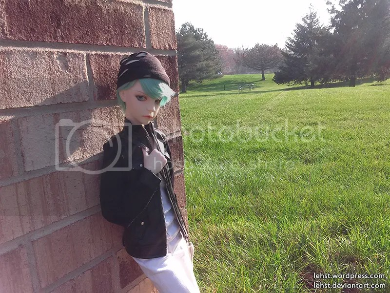 bjd mystic messenger V doll cosplay