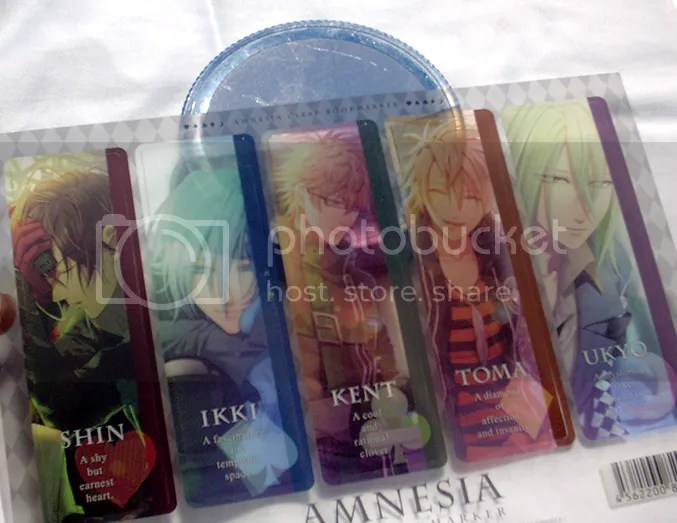 bookmarks transparent