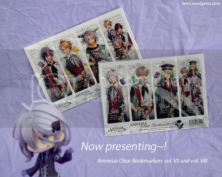 amnesia bookmark vol 7 8