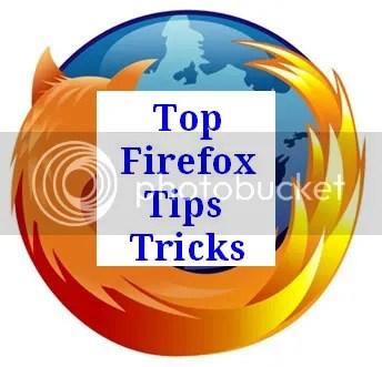 Coo Firefox Tricks