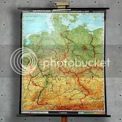 Lehrtafeln Schulwandbilder Schulwandkarten Schulkarten Landkarten Schullandkarten Deutschland Geografieunterricht Biologie Lehrmittel