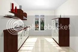 doppelzeilige zweizeilige küche schmale lange räume einbauküche online kaufen planen beraten