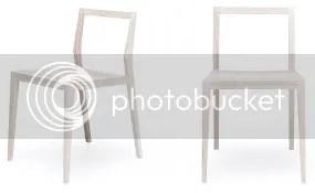 stuhl design nordisch modern leicht klar esszimmer küche home-office