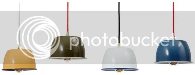 witzige Topflampe Topfleuchte Hängeleuchte Esszimmer Esstisch Hängelampendesign für die Küche Emailletopf Emailtöpfe