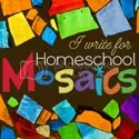 Homeschool Mosaics Writers Group