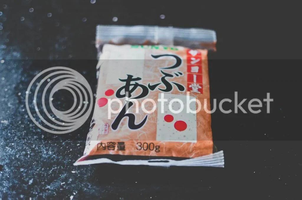 Anko, Red Bean Paste