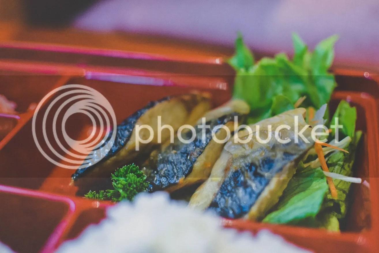 Yaki Zakana Dinner Bento