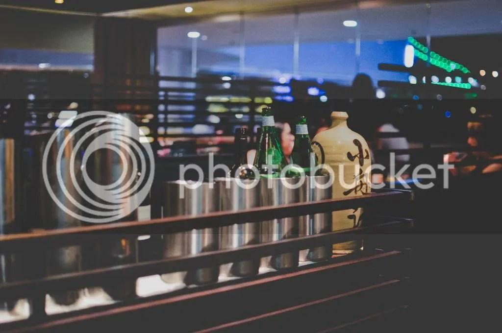 Saké Restaurant & Bar, Brisbane