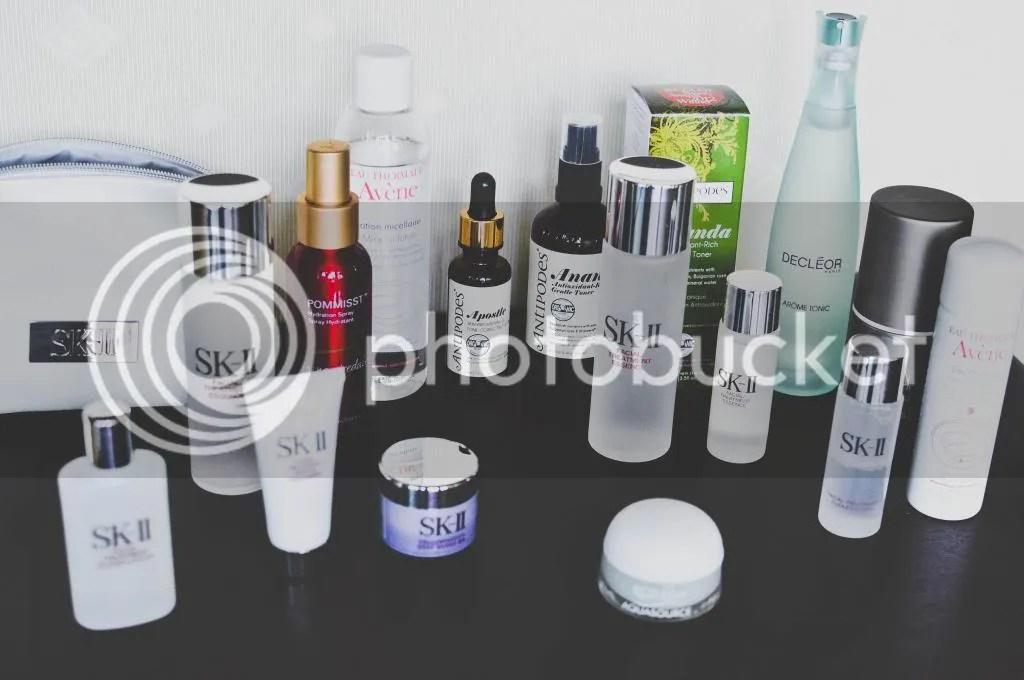 Online Shopping Beauty Spoils