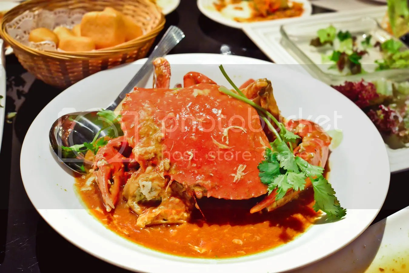 Sri Lankan Chilli Crab