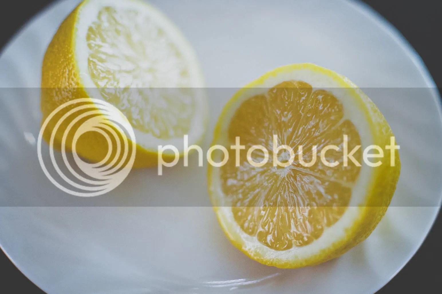 Lemon Halves