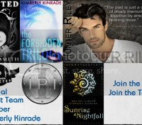 Kimberly Kinrade Street Team Blog Hop