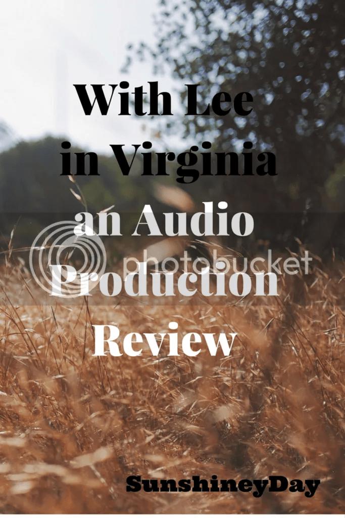 Heirloom Audio Productions: With Lee in Virginia