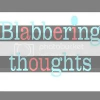 Blabbering Thoughts