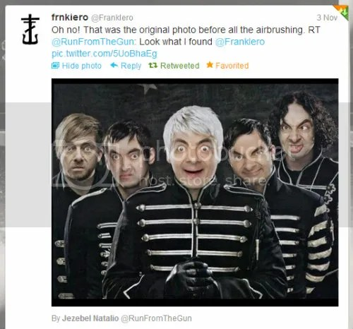 Mr. Bean and MCR