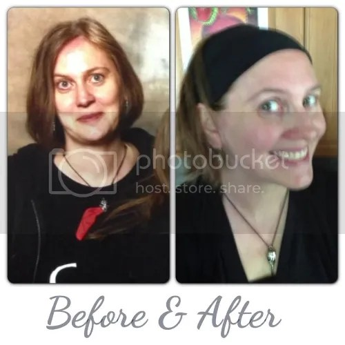 Me Before & After