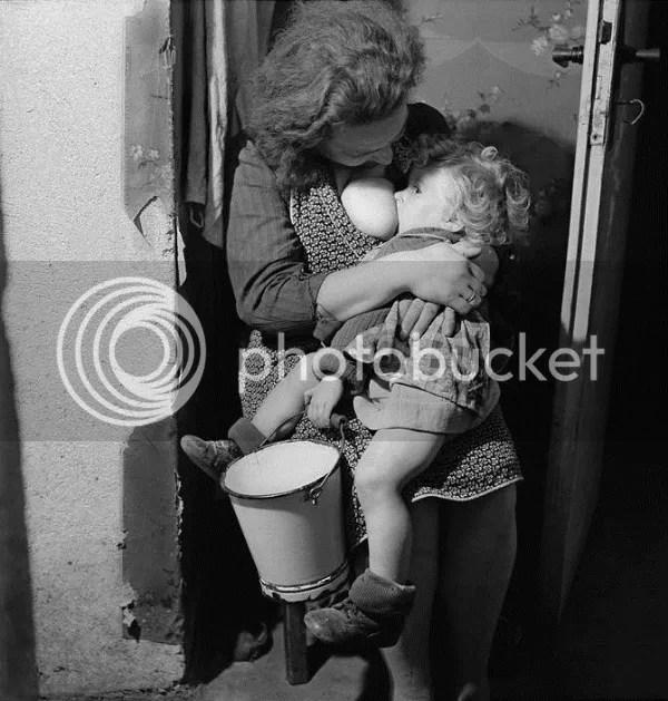 German Mum Nursing